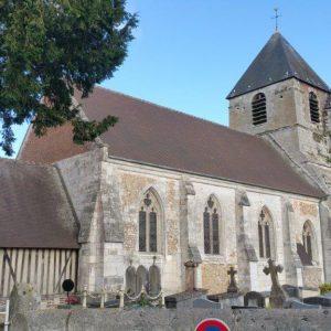 Eglise de Bouquetot