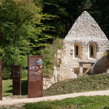 Chapelle Saint-Thomas, site archélogique remarquable