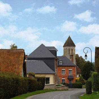 Aizier - Commune du territoire Roumois Seine