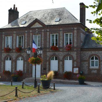 Caumont - Mairie