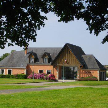 Mairie de Saint-Ouen du Tilleul