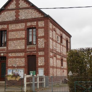 Mairie du Landin