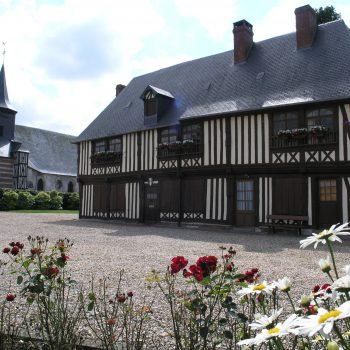 La mairie de la commune nouvelle des Monts du Roumois
