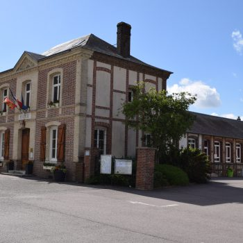 SAINT-OUEN DE THOUBERVILLE - Mairie