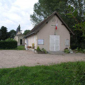 Mairie de Saint-Léger du Gennetey
