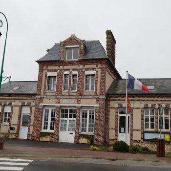 SAINTE-OPPORTUNE la MARE - Mairie