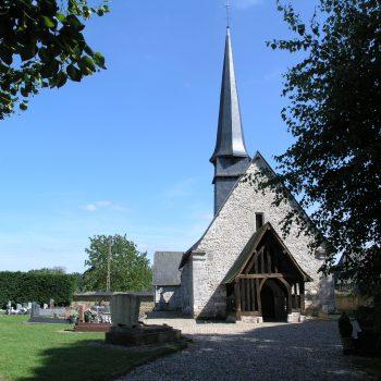 Thénouville - Eglise de Bosc-Renoult en Roumois