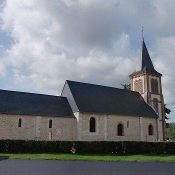 Eglise de Valletot