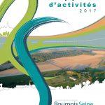 Rapport d activités 2017 CC roumois seine