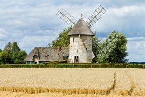 moulin à vent Hauville