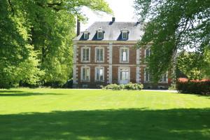 Château de Boscherville à Grand-Bourgtheroulde